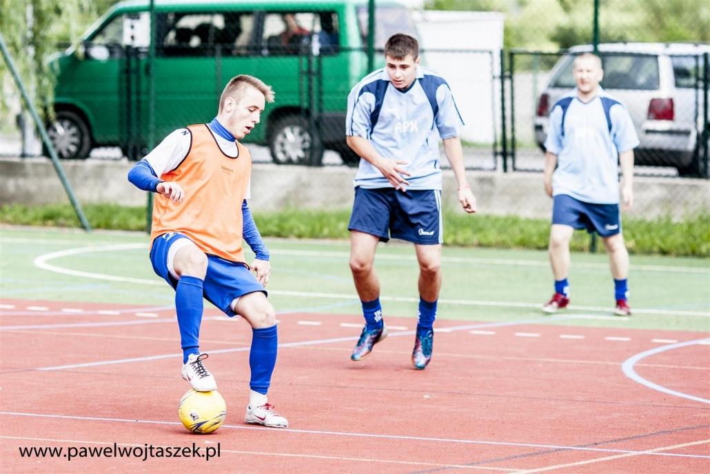 Streetfootball - Charytatywny turniej w piłkę nożną